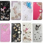 Lovely Pattern PU Leather Wallet Card Stand Case Flip Cover For LG Phone