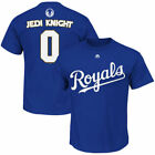 Kansas City Royals Majestic Mens Starwars Nn Jedi T-Shirt