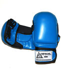 Gracie Jiu-Jitsu Sparring Gloves - Blue