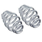 "1 Pair 3"" Barrel Coiled Solo Seat Springs For Harley Chopper Bobber Motorcycle"