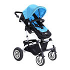 Baby Pram Travel System 3 in1 Combi Ctroller Buggy Baby Child Jogger Push Chair
