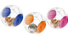 """Hamster, Gerbil, Travel Fitness Exercise Play Toy Ball Large 7"""" small animals"""