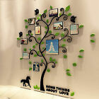 1Pcs Removable Family Photo Frame Tree Sticker Living Room Wall Decals DIY