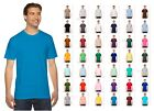 2001W American Apparel Unisex Fine Jersey Cotton Short-Sleeve Tee T-Shirt XS-3XL image