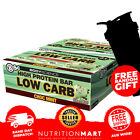 Body Science High Protein Low Carb Bar Snack Bars 12 x 60g Low Calorie BSC