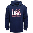 Team Usa Outerstuff Youth Pullover Ngb  Sweatshirts - Navy