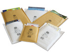 Genuine Jiffy bags Airkraft JL white padded bubble-lined envelopes all sizes