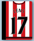 SUNDERLAND FOOTBALL themed IPAD + Air Mini FOLDING CASE COVER STAND personalised