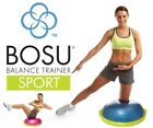 Bosu Ball SPORT 50CM Balance Trainer Exercise Gym Workout w/ Pump Blue or Pink image