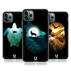 HEAD CASE DESIGNS ANIMAL DOUBLE EXPOSURE SOFT GEL CASE FOR APPLE iPHONE PHONES