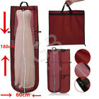 Top Garment Dress Cover Long Bridal Wedding Dresses Gown Zip Clothes Storage Bag