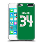 LIVERPOOL FC LFC PLAYERS HOME KIT 17/18 2 SOFT GEL CASE FOR APPLE iPOD TOUCH MP3