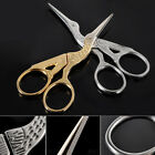 2Size Vintage Stork Embroidery Sewing Craft Shears Cross Stitch Scissors Cutters