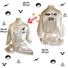 Personalised Harry Potter Satin Wedding Robe Dressing Gown Bride Gift