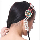 Tribal Style Shell Headrope Braid Headdress Hair Accessories Belly Dance Costume