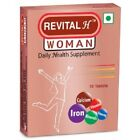 Revital Combo of Men & Women Daily Health Supplement Capsules free shipping