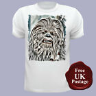 Unofficial Wookie T Shirts, Chewbacca Star wars t shirt, Choose your Size £14.95 GBP