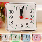 Bed New Small Cute Well Morning Clock Square Beep Travel Portable Alarm Compact