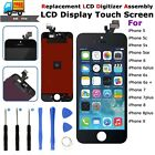 LCD Display Touch Screen Digitizer Assembly Replacement for iPhone 5 5C 5SE 5S