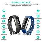 Внешний вид - Sports Activity Sleep Tracker Heart Rate Fitness Pedometer Bracelet Smart Watch