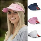 Sun Visor Hat Adjustable Sports Tennis Golf Headband Cap Men Women Ladies Vizor