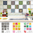 Wall Sticker Waterproof Anti-oil Surface Home Kitchen Room Decals Tool Decor