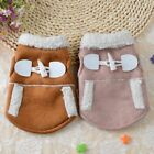 Small Dog Cat Pet Winter Clothes Jacket Coat Apparel Puppy Warm Vest Costume US
