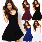 online dreses - US Stock Sexy Women Summer Mini Dress Sleeveless Evening Party Cocktail  Dreses