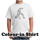 *SALE* Iron Man Colour-in Kids T-Shirt Pack