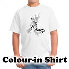 *SALE* Spiderman Colour-in Kids T-Shirt Pack