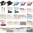 Pro Makeup Brushes Set Face Countor Foundation Eyebrow Eyeli