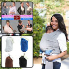 baby sling baby carrier - Adjustable Ergonomic Baby Sling Stretchy Wrap Carrier Breastfeeding Pouch Cotton