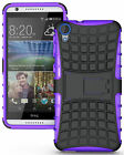 NEW GRENADE GRIP RUGGED TPU SKIN HARD CASE COVER STAND FOR HTC DESIRE 820 PHONE