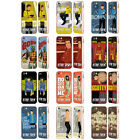 STAR TREK ICONIC CHARACTERS TOS GOLD BUMPER SLIDER CASE FOR APPLE iPHONE PHONES