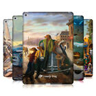 OFFICIAL LONELY DOG SUMMER HARD BACK CASE FOR APPLE iPAD
