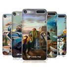 OFFICIAL LONELY DOG SUMMER HARD BACK CASE FOR APPLE iPOD TOUCH MP3