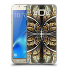 OFFICIAL ANDI GREYSCALE KALEIDOSCOPE HARD BACK CASE FOR SAMSUNG PHONES 3