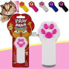Katze LED Licht Laser Pointer Paw Muster Haustier Katze Teaser Play Toy JTOO