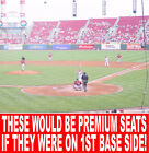 ST. LOUIS CARDINALS @ CINCINNATI REDS TICKETS 07/25****TOP 1500 SEATS IN PARK! on Ebay