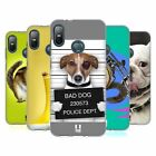 HEAD CASE DESIGNS FUNNY ANIMALS SOFT GEL CASE FOR HTC PHONES 1