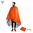 Emergency Blanket 3 Types First Aid Thermal Survival Foil Blanket Warming