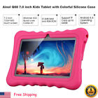 "7"" 8GB Android4.4 Quad Core 1.2Ghz 3G Dual Camera WIFI Tablet PC TF 64GB For Kid"