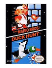 Super Mario Bros. / Duck Hunt (Nintendo Entertainment System 1985) NES GAME ONLY