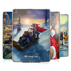 OFFICIAL LONELY DOG CHRISTMAS SOFT GEL CASE FOR APPLE SAMSUNG TABLETS