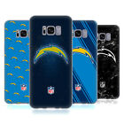 OFFICIAL NFL 2017/18 LOS ANGELES CHARGERS SOFT GEL CASE FOR SAMSUNG PHONES 1