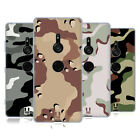 HEAD CASE DESIGNS MILITARY CAMO SOFT GEL CASE FOR SONY PHONES 1