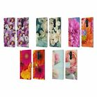 HEAD CASE DESIGNS FLOWERS LEATHER BOOK WALLET CASE FOR MICROSOFT NOKIA PHONES