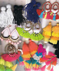 Bright Summer Colorful Hypoallergenic Tassel Earrings Beads Lot Fashion Beach