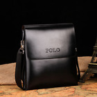 New men's Leather Handbags Briefcase Small Shoulder Messenger Tote Bags wallets