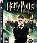 HARRY POTTER AND THE ORDER OF THE PHOENIX - SONY PLAYSTATION 3 PS3 GAME COMPLETE